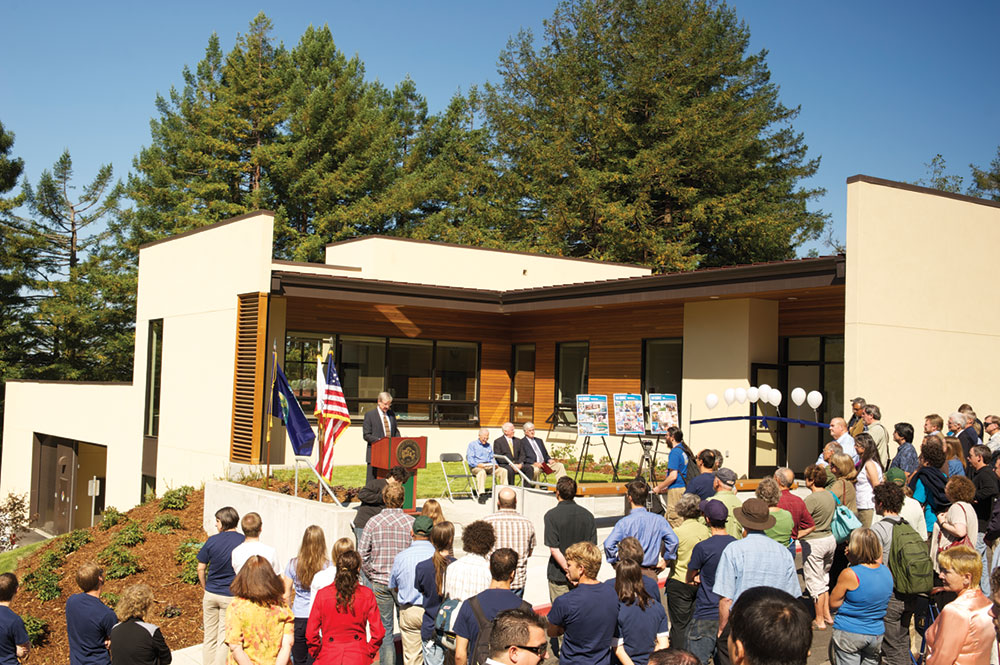 SERC Building Dedication