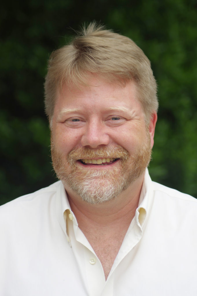 Headshot of Arne Jacobson