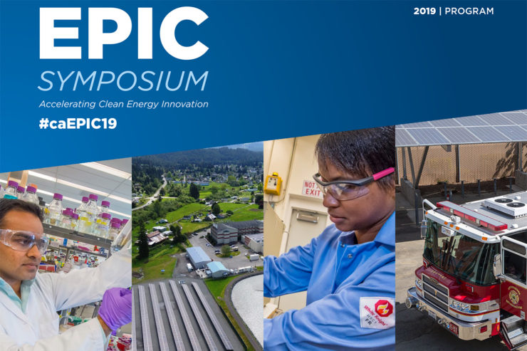 Cropped snapshot of EPIC symposium program cover