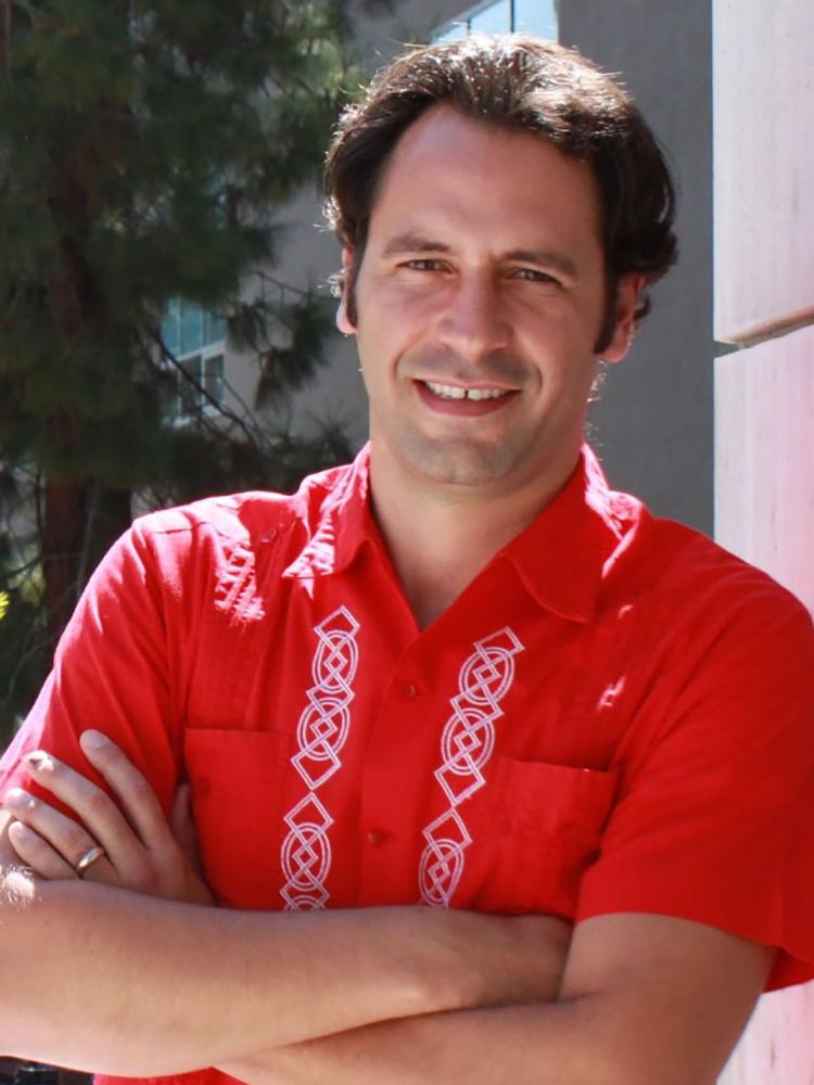 Headshot of Fermin Reygadas