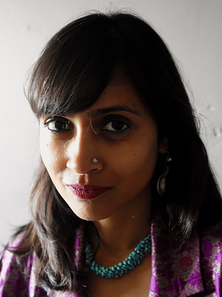 Headshot of Radhika Govindrajan